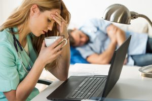 Coping with night shifts working in the medical industry